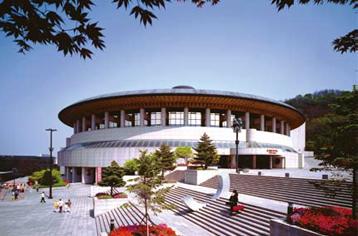 Sejong Center, central Seoul