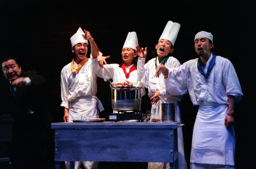 The Korean non-verbal musical Nanta was first highlighted on the global stage in 1999 at the Edinburgh Festival and now it has reached audiences in 37 nations including the U.S., Mexico, Argentina, France, Spain, Turkey, Australia, and Japan