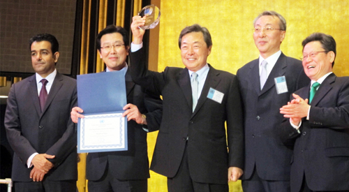 UN recognizes Korea's Enterprise Archi...
